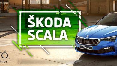 Škoda Scala Style 1.0 TSI teszt – felpozicionálva