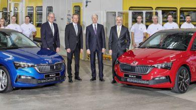 Megkezdődött a Škoda Scala gyártása