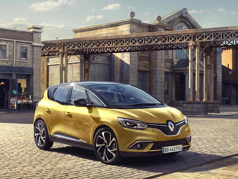 Photo of Megújult a Renault Scénic