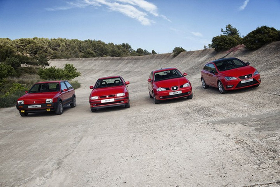 Photo of Jubileum – 30 éves a SEAT Ibiza