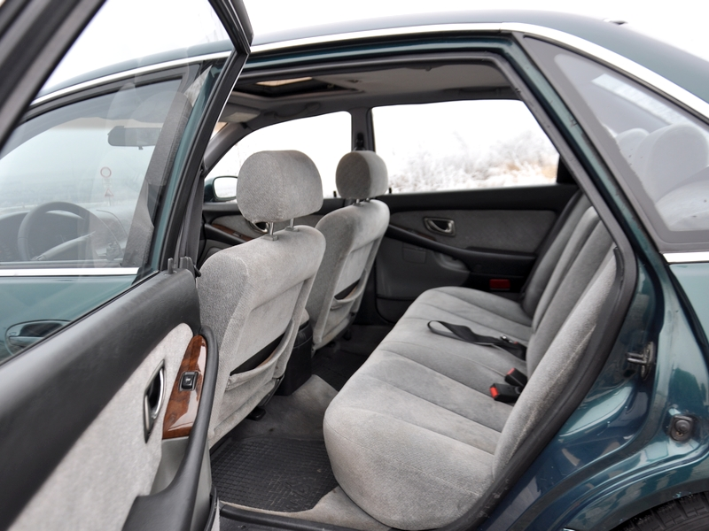 Mitsubishi Sigma belső