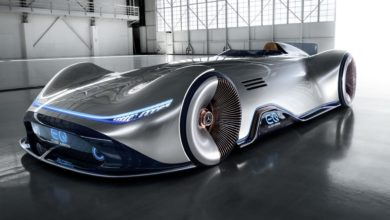 Photo of Mercedes EQ Silver Arrow