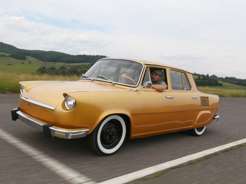 Photo of Skoda 1000 MB Custom Style