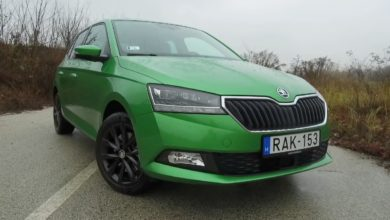 Photo of Autósámán bemutató: Škoda Fabia Hulk jelmezben