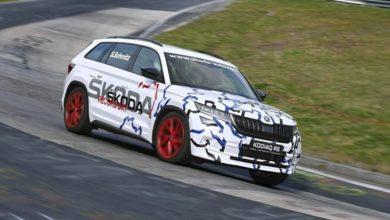 Photo of Párizsban debütál a Škoda Kodiaq RS