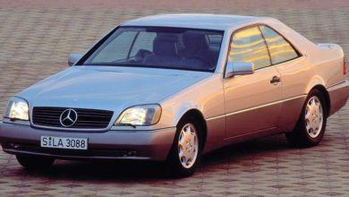Photo of A Mercedes-Benz W140 Coupé dizájnjának fejlesztése
