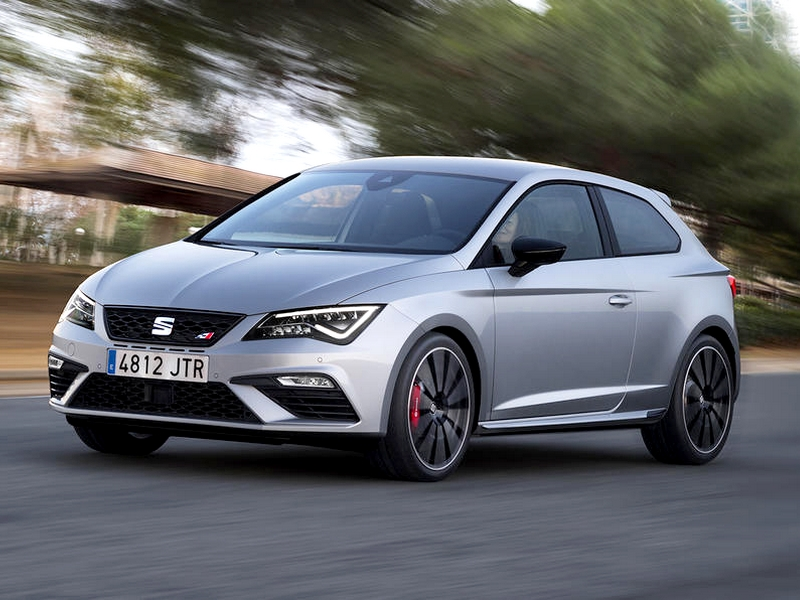 Photo of SEAT Leon Cupra