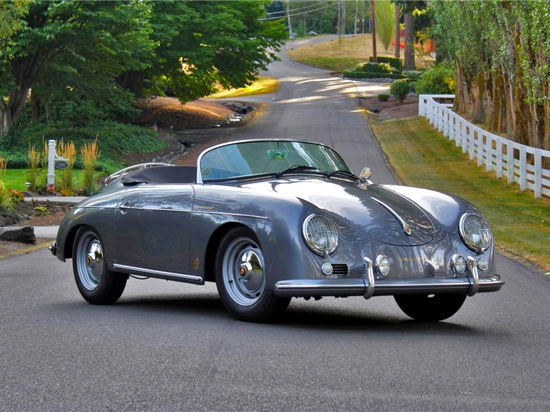 Photo of Porsche 356A Speedster