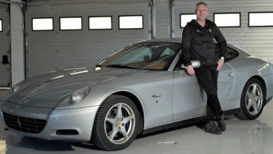 A SportVerda stábja készített kisfilmet a Ferrarinak