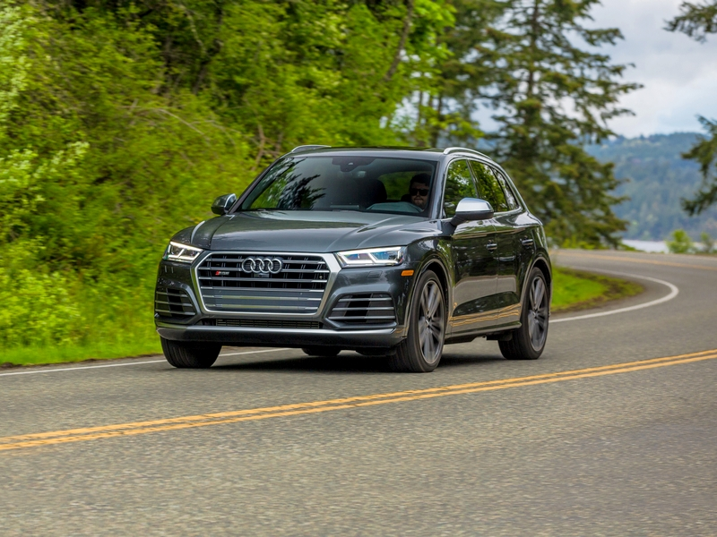 Photo of Audi SQ5 – sportos tank