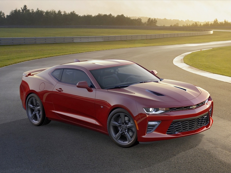 Photo of Chevrolet Camaro SS – erőművész