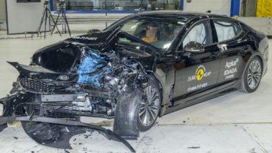 Photo of Kia Stinger – öt csillag az Euro NCAP tesztsorozatán