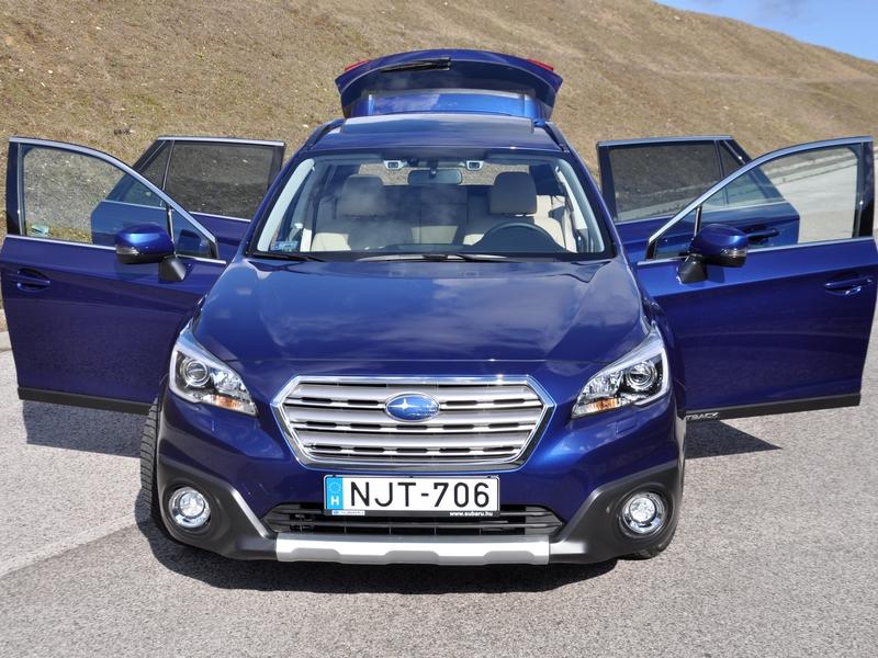 Photo of Subaru Outback 2.0 D teszt – otthonos óriás