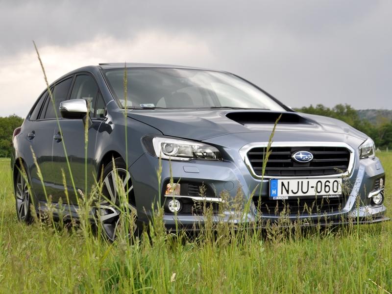 Photo of Subaru Levorg teszt – egyet fizet, kettőt kap