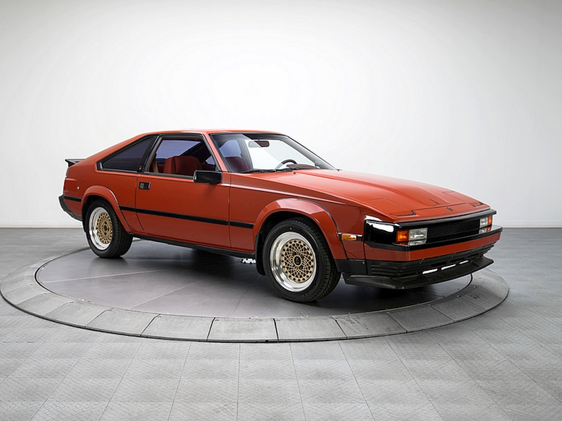 Photo of Toyota Celica Supra (1982)
