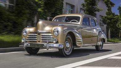 Photo of 1948-as Superb OHV a Škoda múzeum legújabb gyöngyszeme