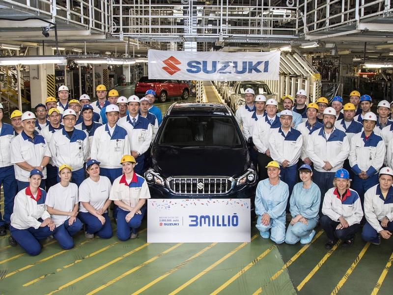 Magyar Suzuki