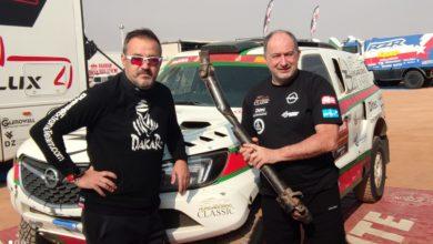 Photo of Dakar : az Opel Dakar Team nem tudja folytatni!