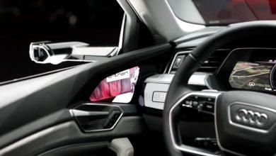 Photo of Ilyen az Audi virtuális visszapillantója