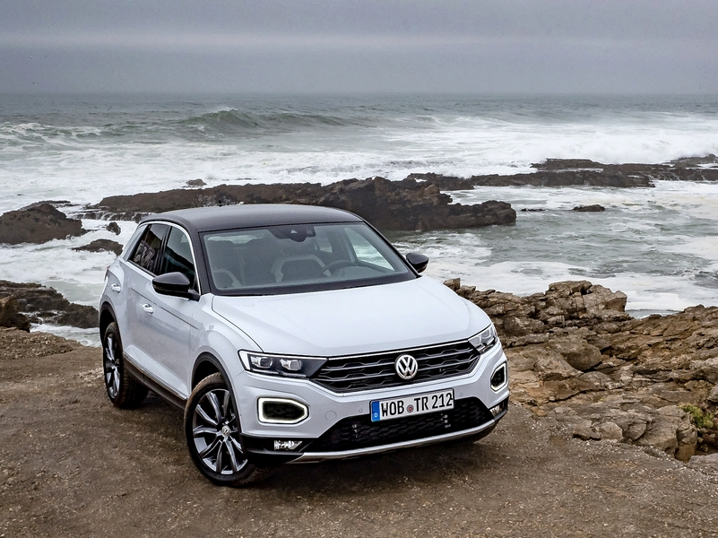 Photo of Volkswagen T-Roc Sport