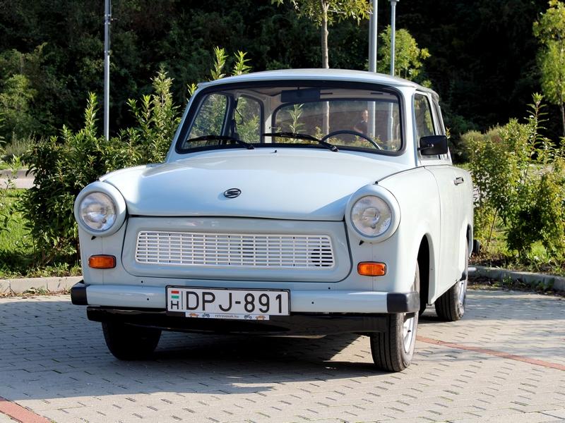 Photo of Trabant 601 teszt – újjávarázsolva