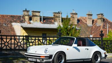 Photo of Porsche Parking Only: Történelmi Targa Találkozó – bevettük két léghűtéses 911-essel a várost