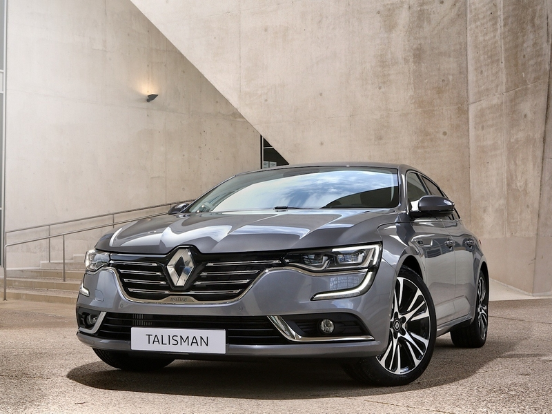 Photo of Renault Talisman a SportVerdában
