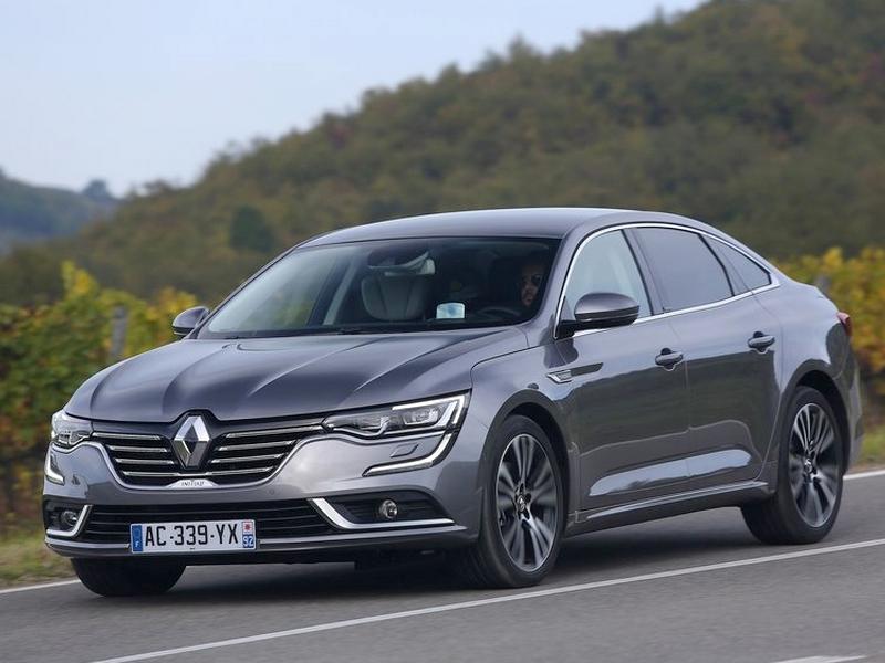 Photo of Renault Talisman – tekintélyes szépség