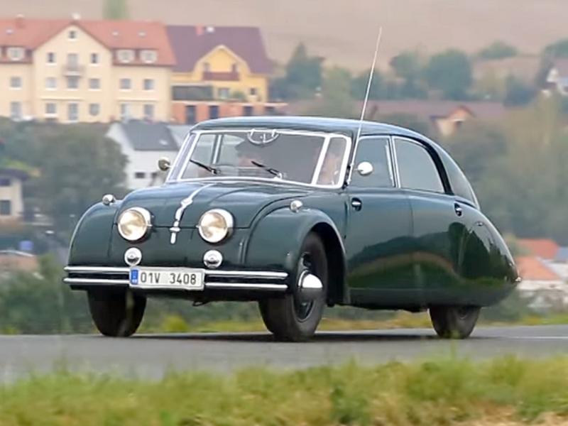 Photo of Tatra 77 (1936)