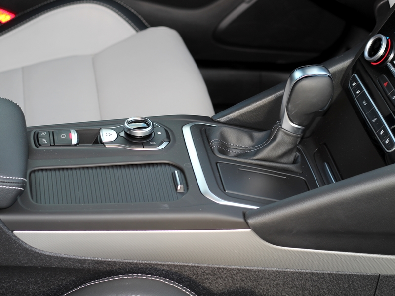 Renault Talisman belső