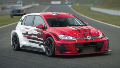 Photo of Volkswagen Golf GTI TCR a pályán