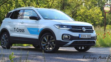 Photo of Volkswagen T-Cross 1.0 TSI teszt – van keresnivalója