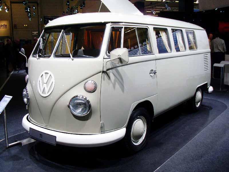 Photo of Volkswagen T1 – bohókás doboz