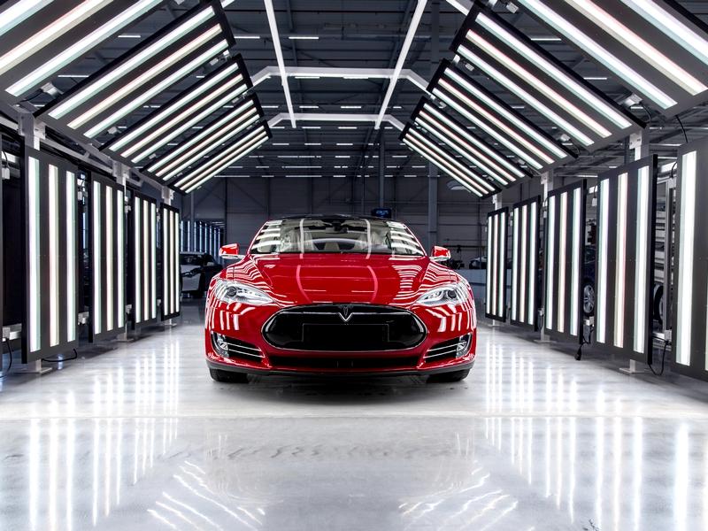Photo of Így készül a Tesla Model S