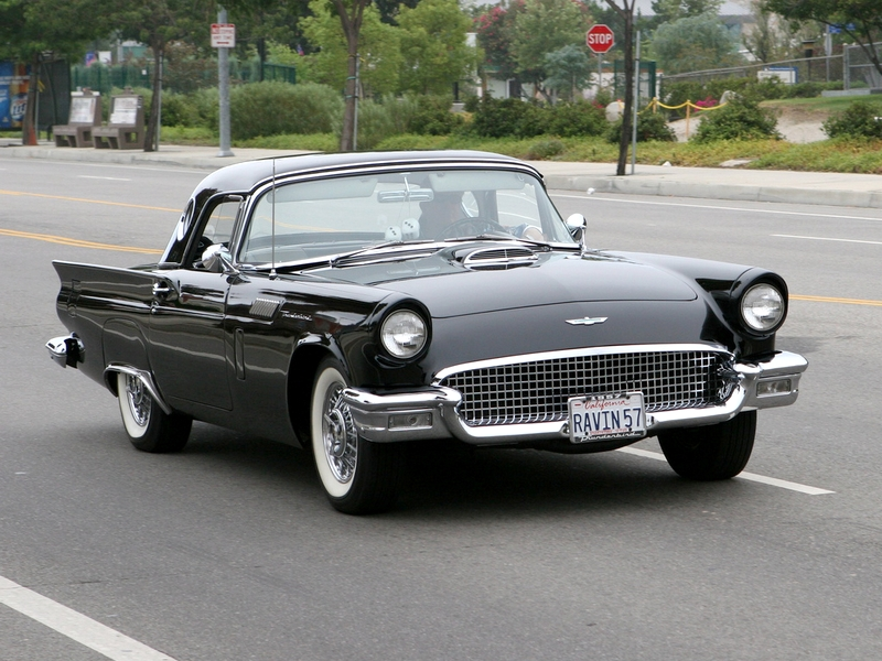 Photo of Ford Thunderbird (1957)