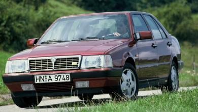 Photo of Lancia Thema 8.32 bemutató film