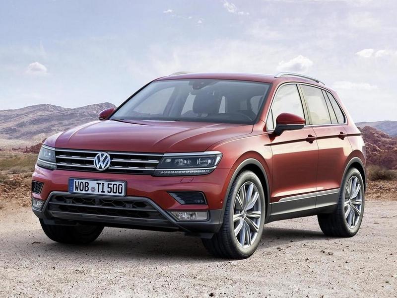 Photo of Volkswagen Tiguan – új irány