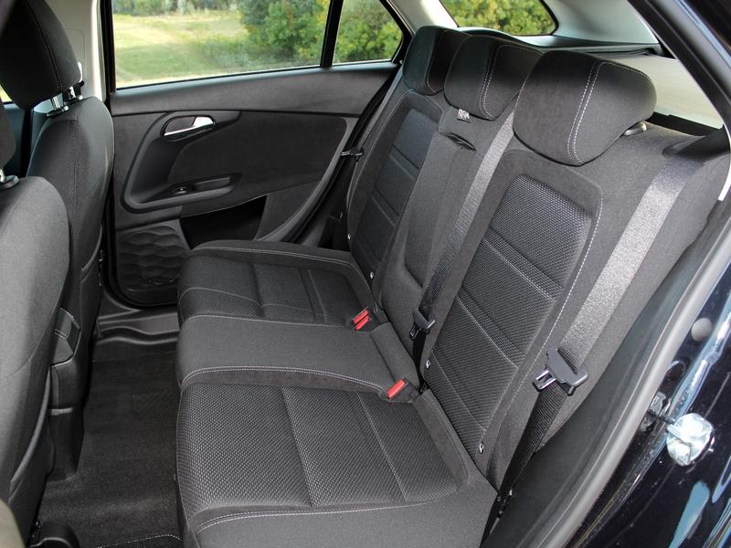 Fiat Tipo ülések