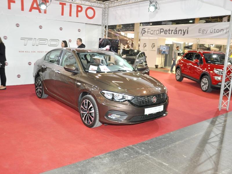 Photo of Fiat Tipo a SportVerdában