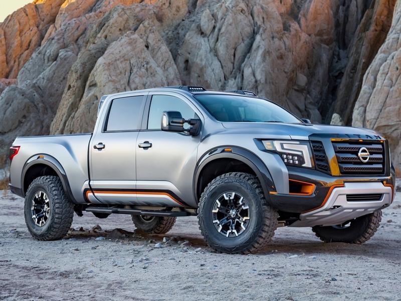Photo of Nissan Titan Warrior – a Terminátor pick-upja