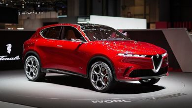 Photo of Alfa Romeo Tonale – trenden kívüli tanulmány