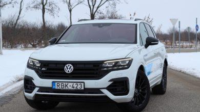 Volkswagen Touareg 3.0 V6 TDI R-Line teszt – halk szavú luxustank