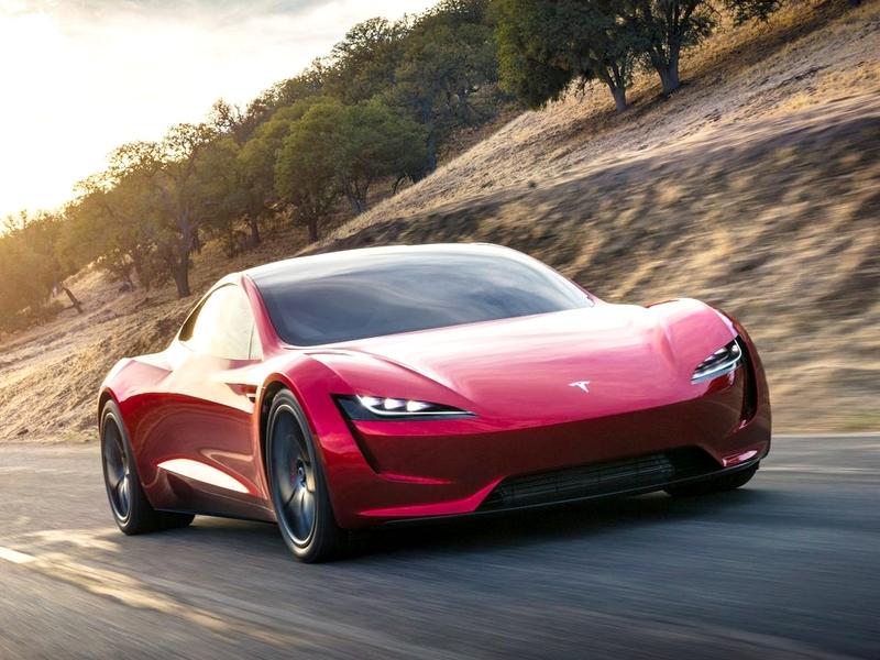 Photo of Íme az új Tesla Roadster