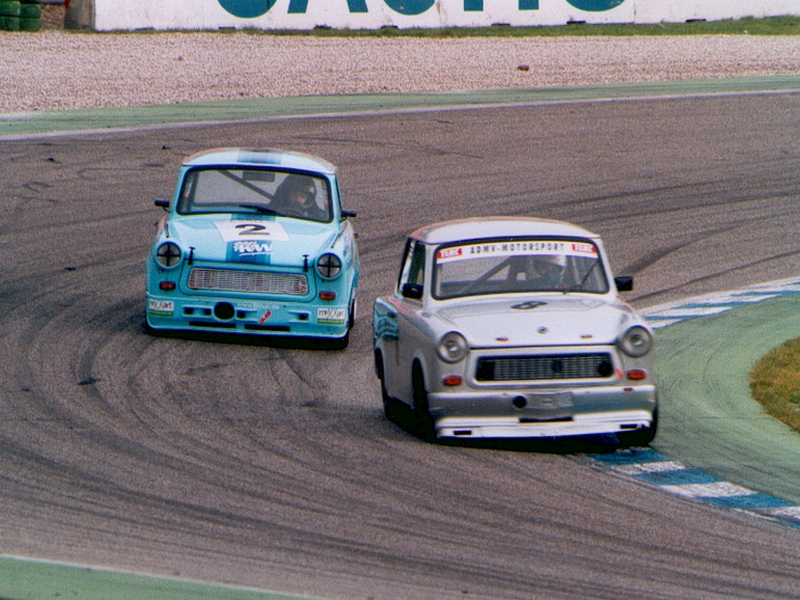 Photo of Trabant verseny a Hungaroringen