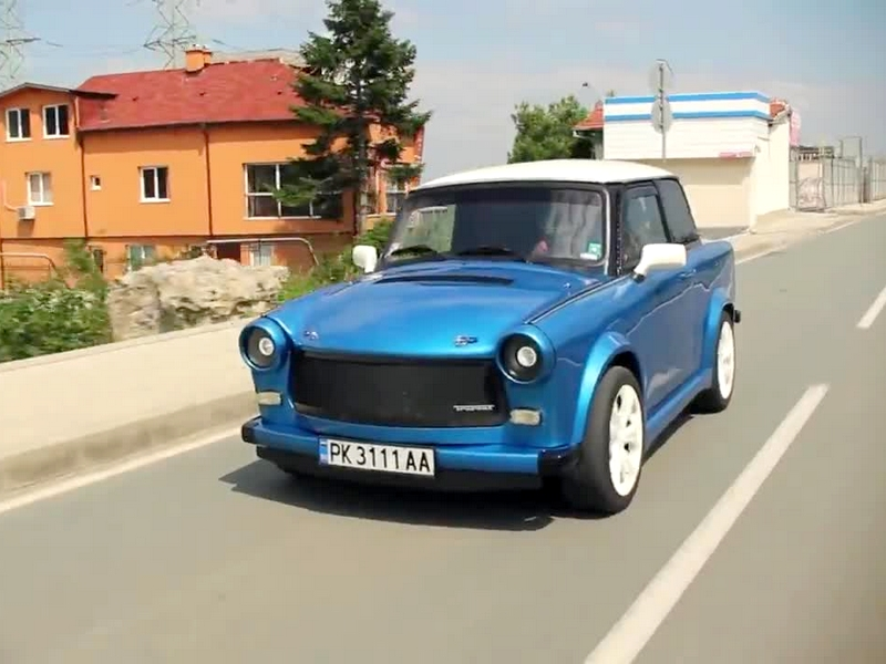 Photo of 220 lovas Trabant RS
