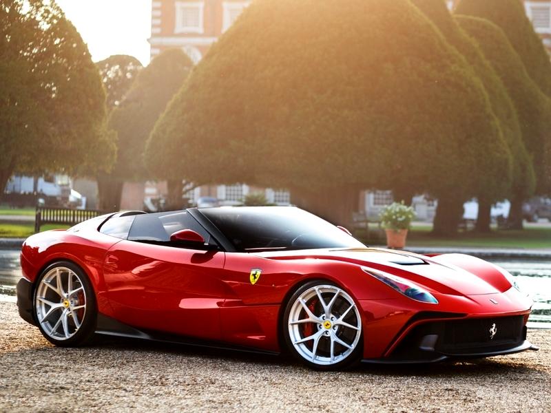 Photo of Ferrari F12 TRS