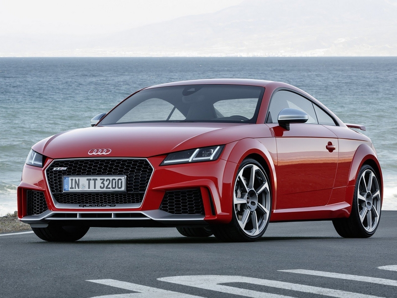 Photo of Audi TT RS Coupé