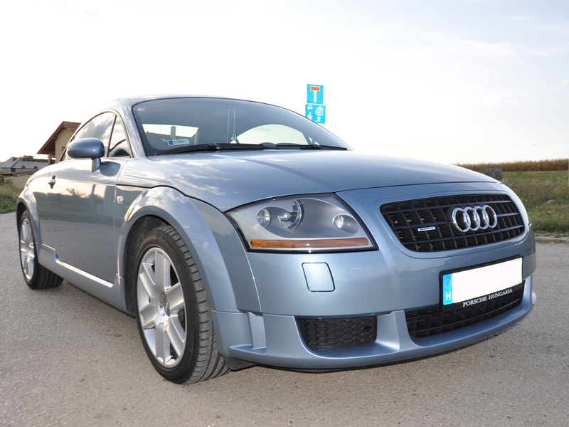 Photo of Audi TT – ritka fenevad