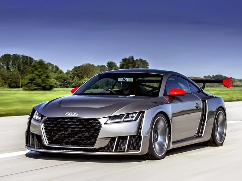 Photo of Audi TT Clubsport Turbo