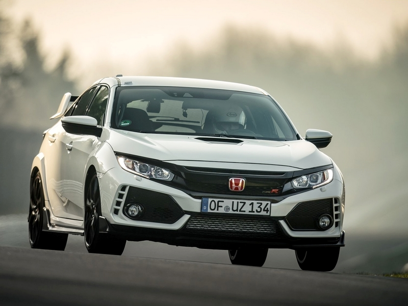Photo of Honda Civic Type R (2017)